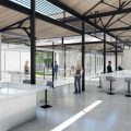 El renovado Mercado del Grao abrirá sus puertas en diciembre