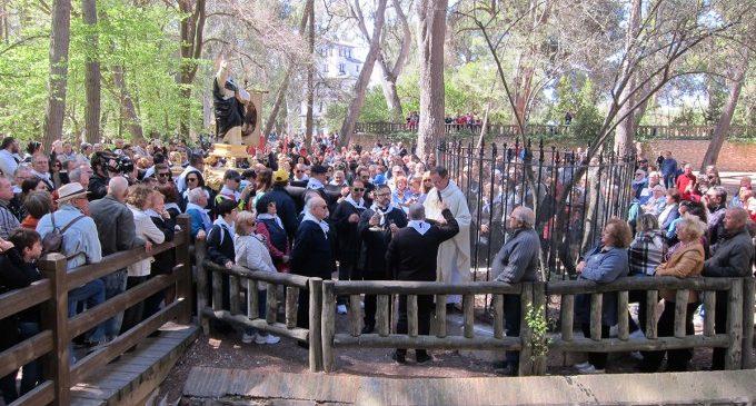 Llíria es bolca en la devoció per Sant Vicent