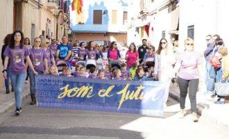 """Rodríguez: """"Les institucions públiques tenen la responsabilitat d'impulsar l'escola i la llengua valencianes"""""""