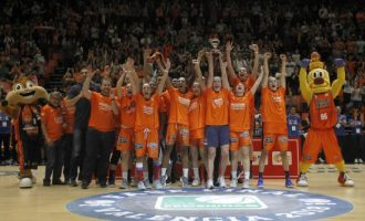 Valencia Basket a Primera!