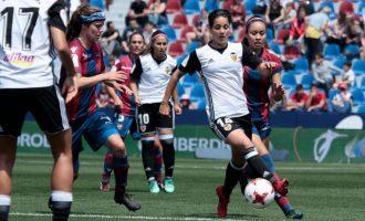 El Valencia CF femení s'imposa en el derbi davant més de 14.000 espectadors