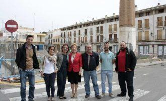 El Puig rehabilita la Cámera Agraria y el entorno de La Conserveta con la ayuda de la Diputació