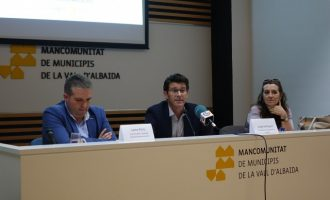 La Diputació implica a los ayuntamientos de la Vall d'Albaida en la lucha contra la violencia de género