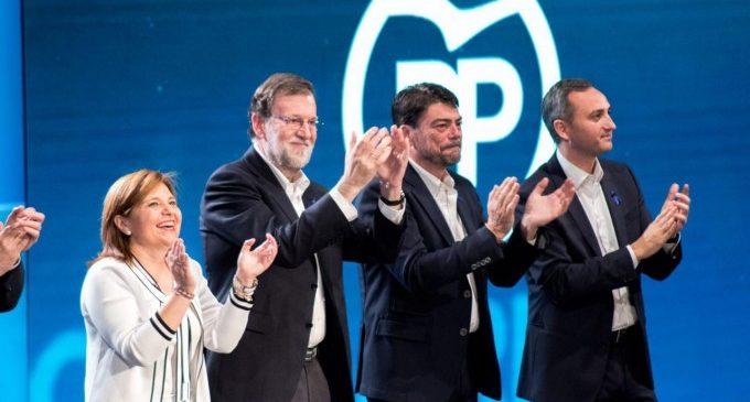 """Bonig : """"La Comunitat Valenciana no transitarà la senda de catalanització que va començar a Catalunya fa anys"""""""