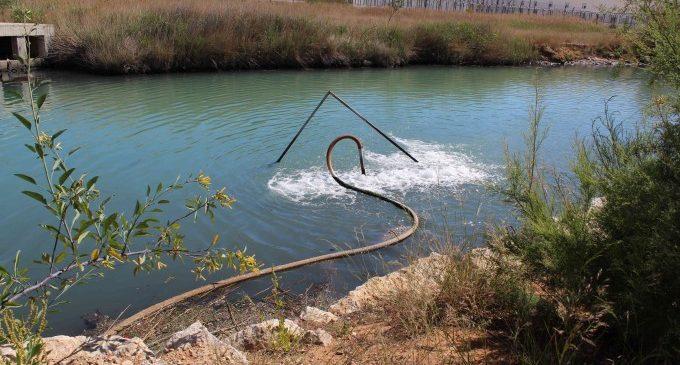 Comença la regeneració del tram final del riu Túria