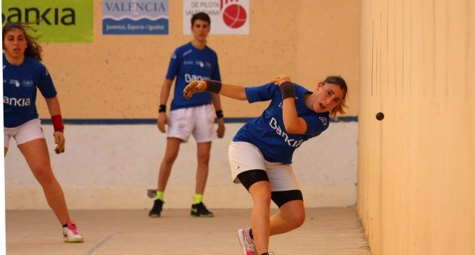 Bicorp-Borbotó, partida de la jornada en la Lliga Bankia de Raspall Femení