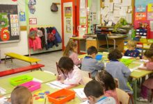 L'Escola Pública Infantil Rabisancho d'Alfafar introdueix una aula per a alumnat de 2 anys