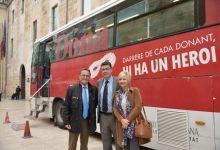 El Centre de Transfusió i les Corts Valencianes celebren la seua habitual jornada de donació de sang