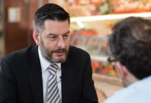"""Carlos Galiana: """"Veig a Compromís liderant en 2019"""""""
