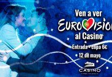 EuroFesta: viu la final d'Eurovisió 2018 en Casino Cirsa València