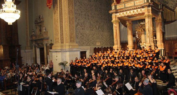 El Rèquiem de Mozart va captivar el públic de Llíria