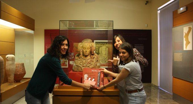 """El Museu de Prehistòria de València espera cientos de visitantes """"hiperconectados"""" en el Día y la Noche de este museo"""