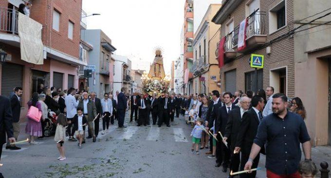 Torrent celebra un cap de setmana en honor a la Mare de Déu dels Desemparats