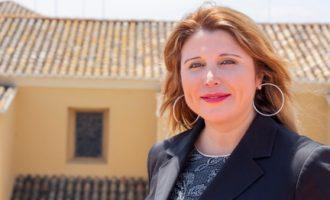 Mónica Olguín: 'Suposa un repte per a Picassent acollir la Fira de la Tapa i del Comerç'