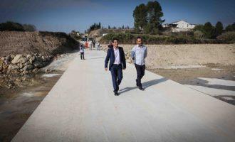 La Diputació aporta los 150.000 euros necesarios para resolver el problema de abastecimiento de agua en Otos