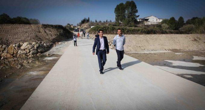 La Diputació aporta els 150.000 euros necessaris per a resoldre el problema de proveïment d'aigua a Otos