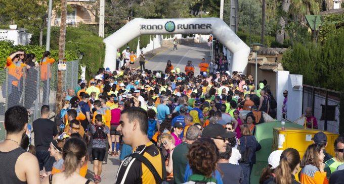 Més de 500 persones participen en la segona edició del Picatrail
