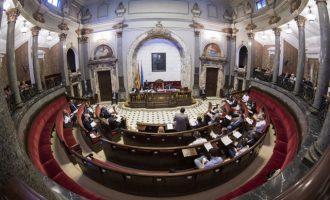 El Ple de València dóna suport a la proposta de nova llei electoral valenciana