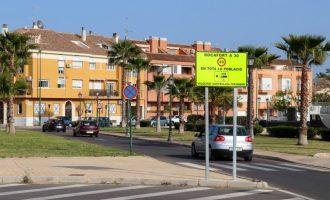 'Keep Calm' i condueix a 30 a Rocafort