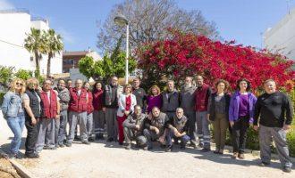 20 personas trabajan en el taller de Empleo Les Palmeres III