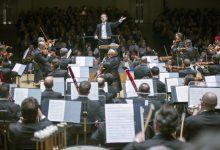 Ramón Tebar dirigix l'últim programa dels concerts commemoratius del 75 anniversari de l'Orquestra de València