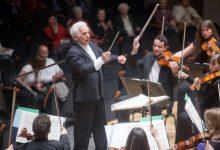 Vladimir Ashkenazy dirigirà el concert per a piano n.º 3 de Rakhmàninov