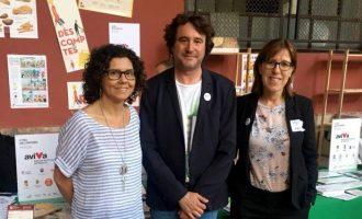 AVIVA Paiporta participa en la Fira dels Idiomes de la Xarxa Europea per la Promoció de la Diversitat Lingüística