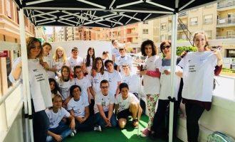 El Bus de la llengua arriba a Mislata per a incentivar l'ús del valencià entre els més joves