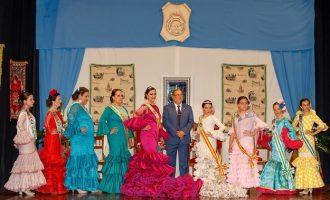 Els andalusos de Mislata coronen a Mª Pilar Tejado i Lucía Ballester com a noves reines de l'associació
