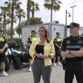 S'amplia la vigilància policial en les platges des del 15 de juny