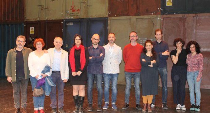 La Diputació i l'Institut Valencià de Cultura presenten la coproducció 'Els Nostres' en el Teatre Principal