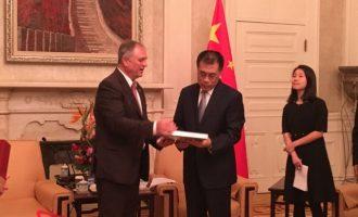 Llíria inicia su presencia en el Foro Internacional de Alcaldes y Turismo de Zhengzhou