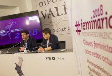 La Diputació analitza el paper de la dona en la literatura i la Constitució amb Sandra Barneda i Carmen Calvo