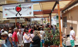 La Feria del Tomate de El Perelló ya calienta motores