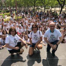 Rècord de participació a la Festa de la Primavera d'Alaquàs