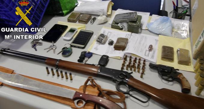 Dos detinguts pel segrest d'un veí a Canals