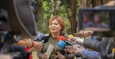 """La carta de Bonig a Pedro Sánchez alerta d'un """"procés"""" a la valenciana"""