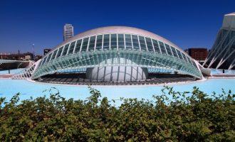 L'Hemisfèric continua amb entrades a 5 euros per a celebrar el seu XX aniversari