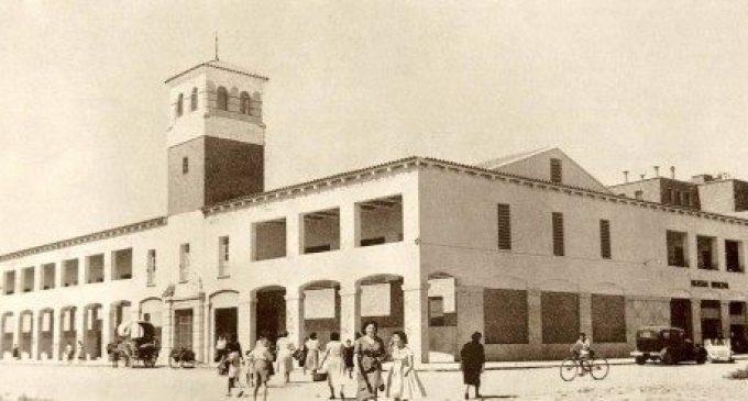 El Mercat del Cabanyal regala racions de clòtxina pel seu 60 aniversari
