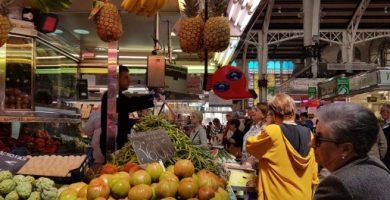 La revolució dels mercats municipals de València