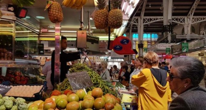 Els mercats municipals de València obrin les seues portes per Nadal