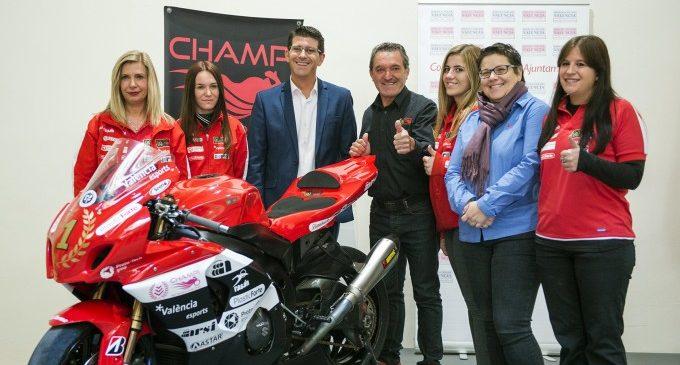La Comissió Femenina del motor valencià naix amb suport de la Diputació