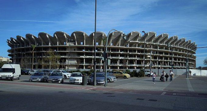 El nou estadi del València CF tindrà un aforament màxim de 60.000 persones