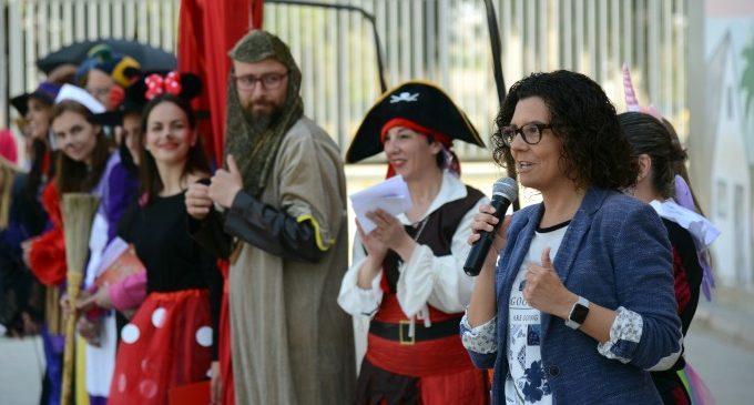 El CEIP Jaume I de Paiporta inaugura una nova biblioteca amb aportacions de l'alumnat i la comunitat educativa
