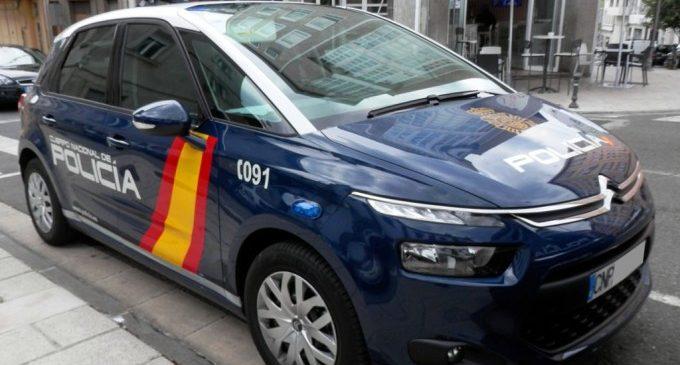 Una jove ferida greu en caure des d'un sisé pis a València