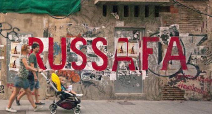 Javier Laface del colectivo Russafí: 'La esencia de Ruzafa no se ha perdido, en todo caso, se ha mejorado'