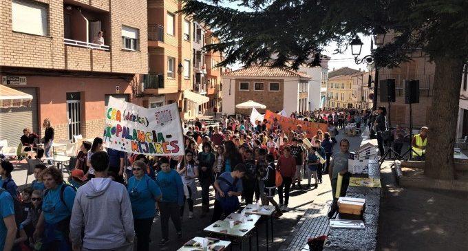 IVa Festa per la Llengua a l'Alt Palància: «El valencià a l'escola ofereix igualtat d'oportunitats i l'accés al plurilingüisme»