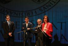 Més de 300 persones celebren a Gandia el desé aniversari d'Unisocietat