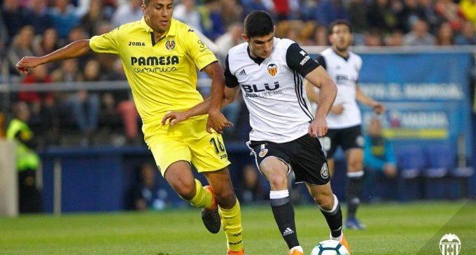 El Valencia CF perd a Vila-real en un tràmit després de l'objectiu Champions ja assegurat (1-0)