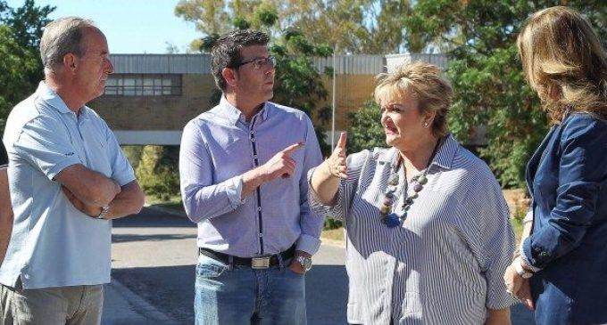 Jorge Rodríguez ofereix a Ximo Puig el complex de Bétera per a acollir als refugiats del 'Aquarius'